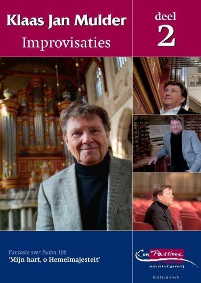 Klaas Jan Mulder | Improvisaties deel 2 - noten