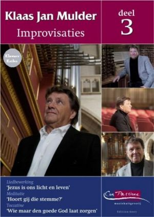 Klaas Jan Mulder | Improvisaties deel 3 - klavar