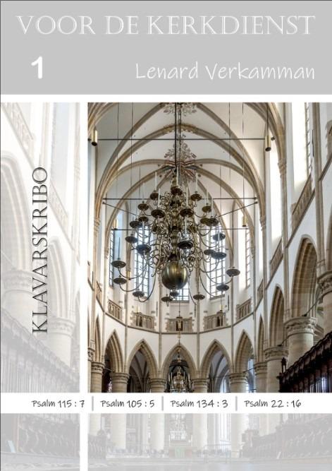 Lenard Verkamman | Voor de Kerkdienst (deel 1) - Klavar