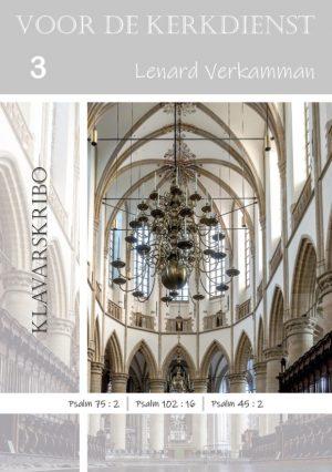 Lenard Verkamman | Voor de Kerkdienst (deel 3) - klavar