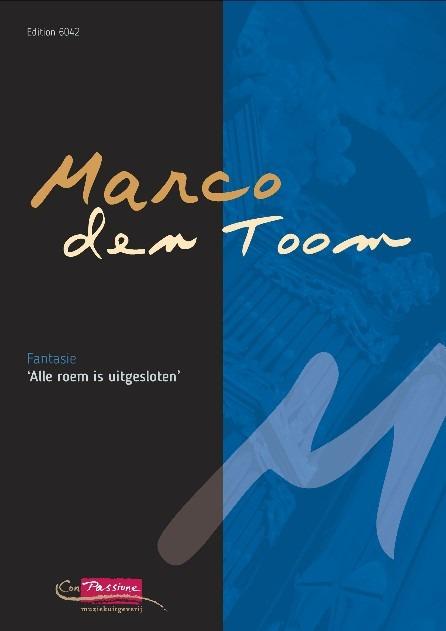 Marco den Toom | Alle roem is uitgesloten - noten