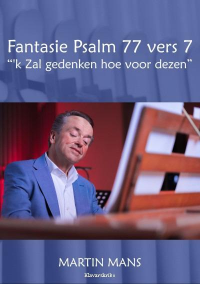 Martin Mans | Fantasie Psalm 77 - klavar