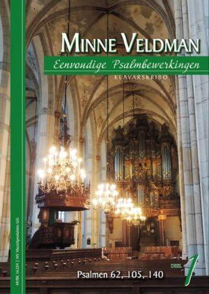 Minne Veldman | Eenvoudige Psalmbewerkingen 1 - klavar
