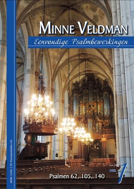 Minne Veldman | Eenvoudige Psalmbewerkingen 1 - noten