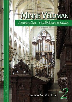 Minne Veldman | Eenvoudige Psalmbewerkingen 2 - klavar