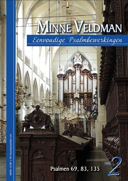 Minne Veldman   Eenvoudige Psalmbewerkingen 2 - noten