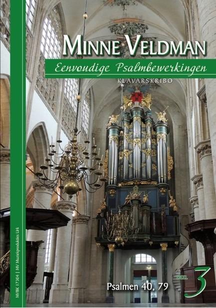 Minne Veldman | Eenvoudige Psalmbewerkingen 3 - klavar