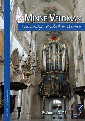 Minne Veldman | Eenvoudige Psalmbewerkingen 3 - noten