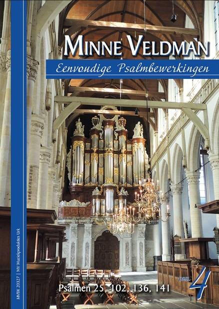 Minne Veldman | Eenvoudige Psalmbewerkingen 4 - noten