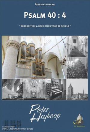 Pieter Heykoop | Psalm 40 vers 4 - klavar
