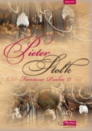 Pieter Stolk | Fantasie Psalm 87 - noten