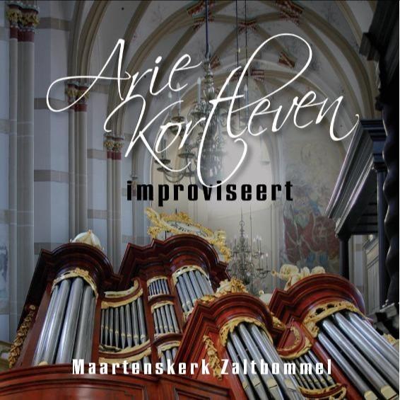 Arie Kortleven improviseert