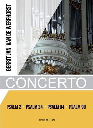Gerrit Jan van de Werfhorst | Concerto - noten