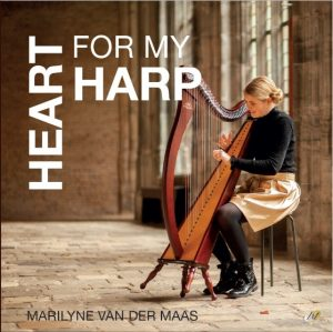 Heart for my Harp | Marilyne van der Maas