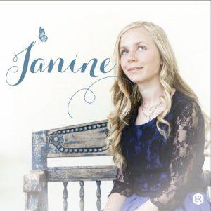 Janine Wilbrink zingt