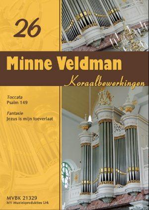 Minne Veldman Koraalbewerkingen 26 - noten