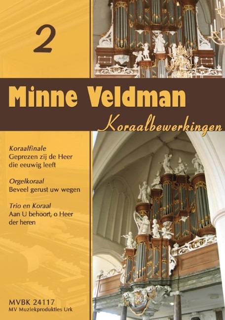 Minne Veldman Koraalbewerkingen 2 - noten