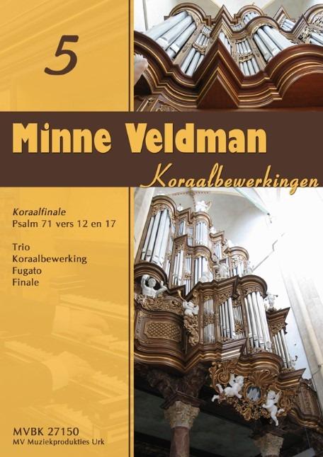 Minne Veldman Koraalbewerkingen 5 - noten