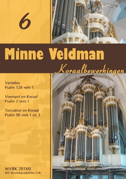 Minne Veldman Koraalbewerkingen 6 - noten