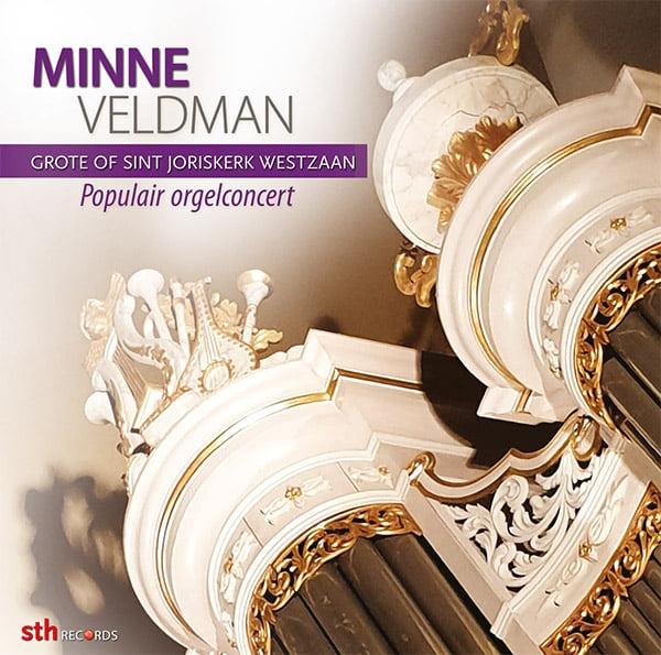 Minne Veldman | Populair orgelconcert Westzaan