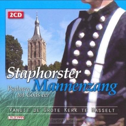 Psalmen tot Gods eer Staphorster Mannenzang