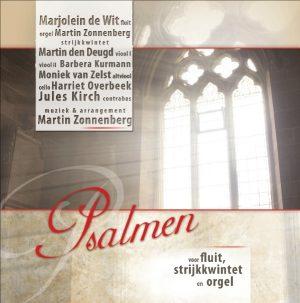 Psalmen voor fluit, strijkkwintet en orgel