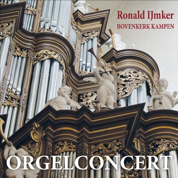 Ronald IJmker | Orgelconcert