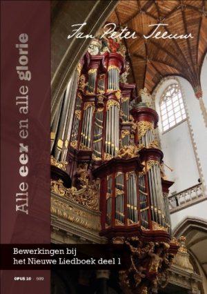 Jan Peter Teeuw | Bewerkingen bij het Nieuwe Liedboek (deel 1) - noten