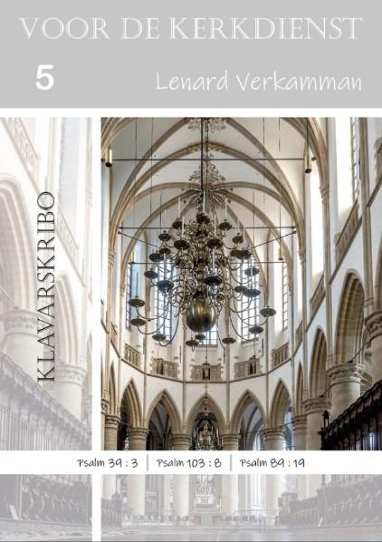 Lenard Verkamman | Voor de Kerkdienst (deel 5) - klavar