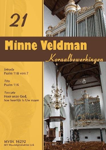 Minne Veldman | Koraalbewerkingen deel 21 - noten