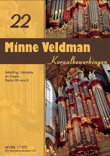 Minne Veldman | Koraalbewerkingen deel 22 - noten