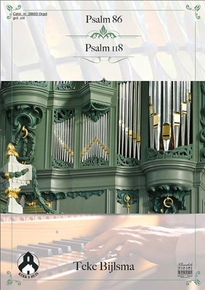 Teke Bijlsma Psalm 86 en Psalm 118 - klavar