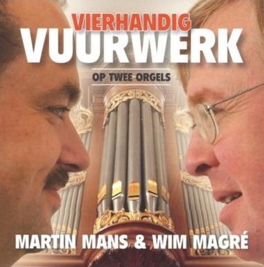Vierhandig Vuurwerk | Martin Mans en Wim Magré