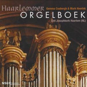 Gemma Couberg en Mark Heerink | Haarlemmer Orgelboek