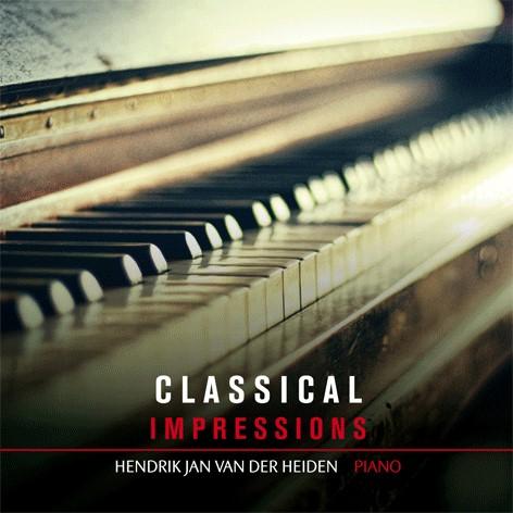 Hendrik Jan van der Heiden | Classical Impressions