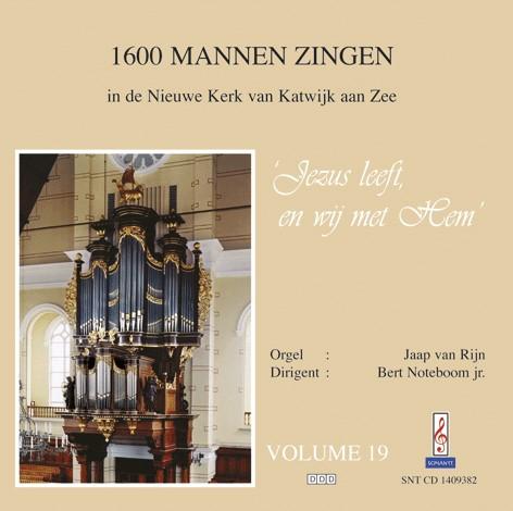 Jezus leeft, en wij met Hem - deel 19   Mannenzang Katwijk