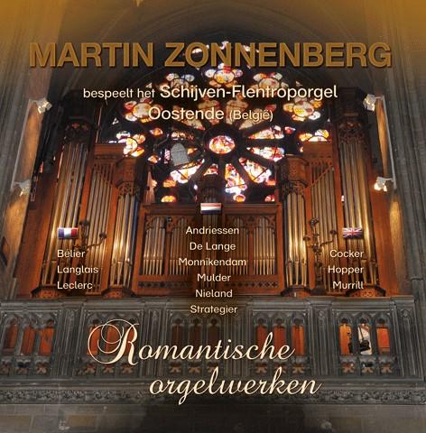 Martin Zonnenberg   Romantische orgelwerken