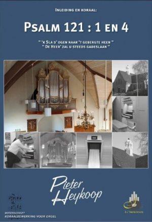 Pieter Heykoop | Psalm 121 vers 1 en 4 - noten