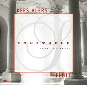 Somewhere - Songs of Grace | Kees Alers