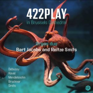 422PLAY in Brussels Cathedral   Bart Jacobs en Reitze Smits
