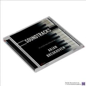 Arjan Breukhoven   Soundtracks - mockup