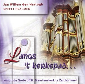Jan Willem den Hartogh   Langs 't kerkepad... - deel 4