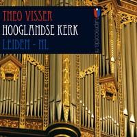 Theo Visser   Hooglandse Kerk Leiden