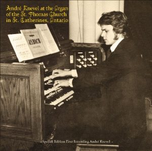 André Knevel   First Recording