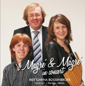 Magré en Magré in concert met Carina Bossenbroek