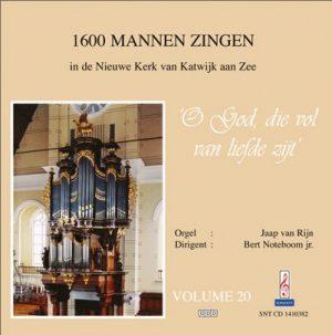 O God, die vol van liefde zijt - deel 20 | Mannenzang Katwijk