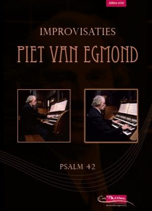 Piet van Egmond | Improvisaties (Psalm 42) - klavar