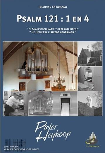 Pieter Heykoop - Psalm 121 vers 1 en 4 - klavar
