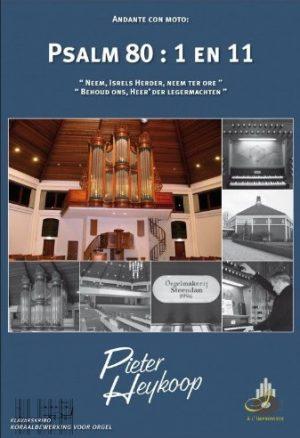 Pieter Heykoop | Psalm 80 vers 1 en 11 - klavar