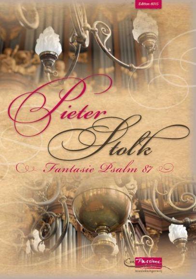 Pieter Stolk | Fantasie Psalm 87 - klavar